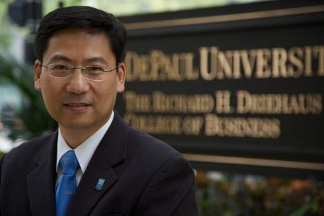 Picture of Bin Jiang