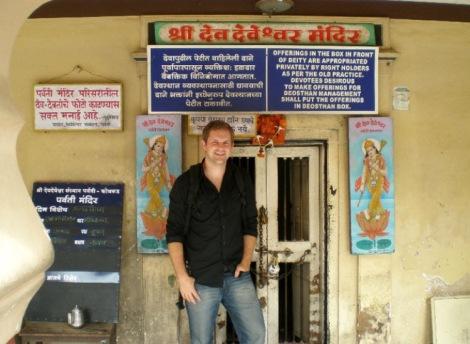 1. Global Mike Korycki-India