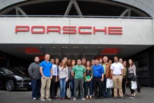 1 Global - Porsche Visit DSC_8270