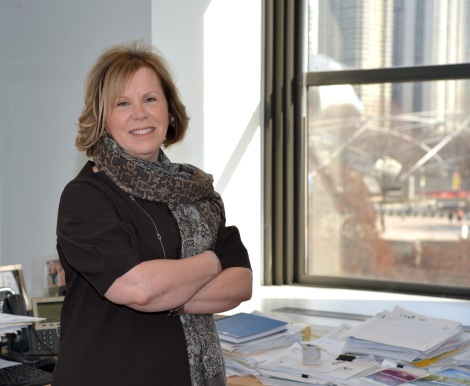 Emilia Dimenco, President and CEO, Women's Business Development Center, Chicago (BUS '80, MBA '83)