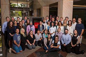 CEO MB Financial Cohort Photo