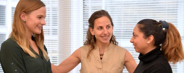Women in Leadership Feature Story